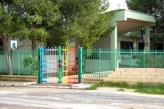 Scuola infanzia via gioia canale