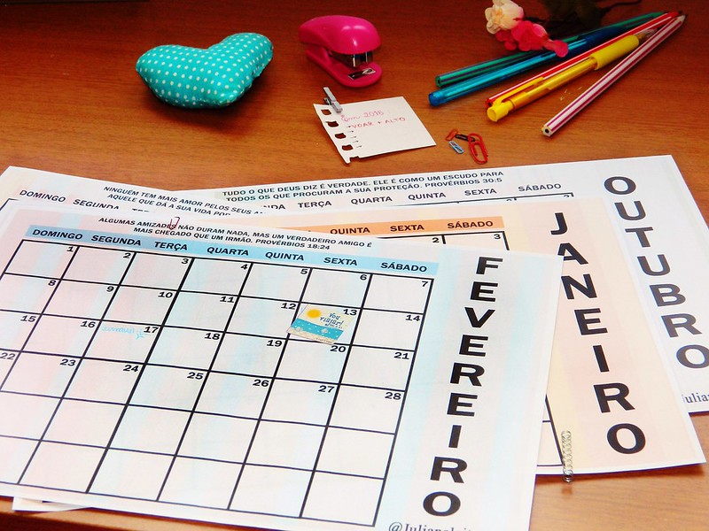 escolhida juliana leite blog imprimir calendario imagem post download calendário planner datas organizar organização 2015 meses versículos cristão home office tarefas to do list compromissos