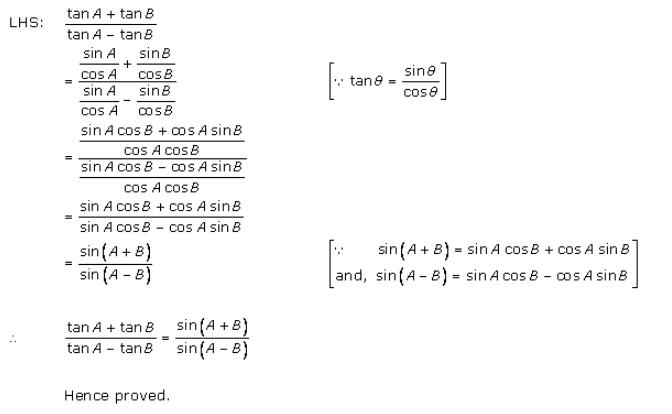RD-Sharma-Class-11-Solutions-Chapter-7-Trigonometric-Ratios-Of-Compound-Angles-Ex-7.1-Q-10