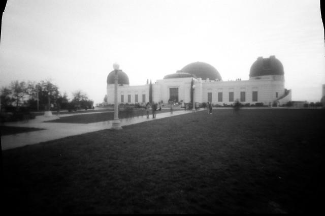 Griffith Park Observatory (pinhole)