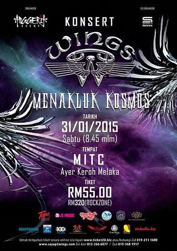 flyers wings melaka