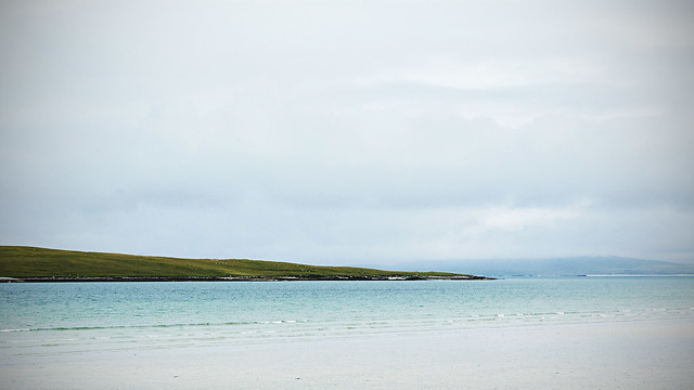 { Day 7 } Traigh Lingeigh, North Uist
