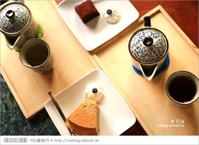 【台中老宅餐廳】台中下午茶~拾光機。日式老宅的迷人新風情,一起文青一下午吧!47