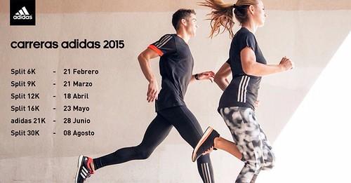 adidas 6k split 2015
