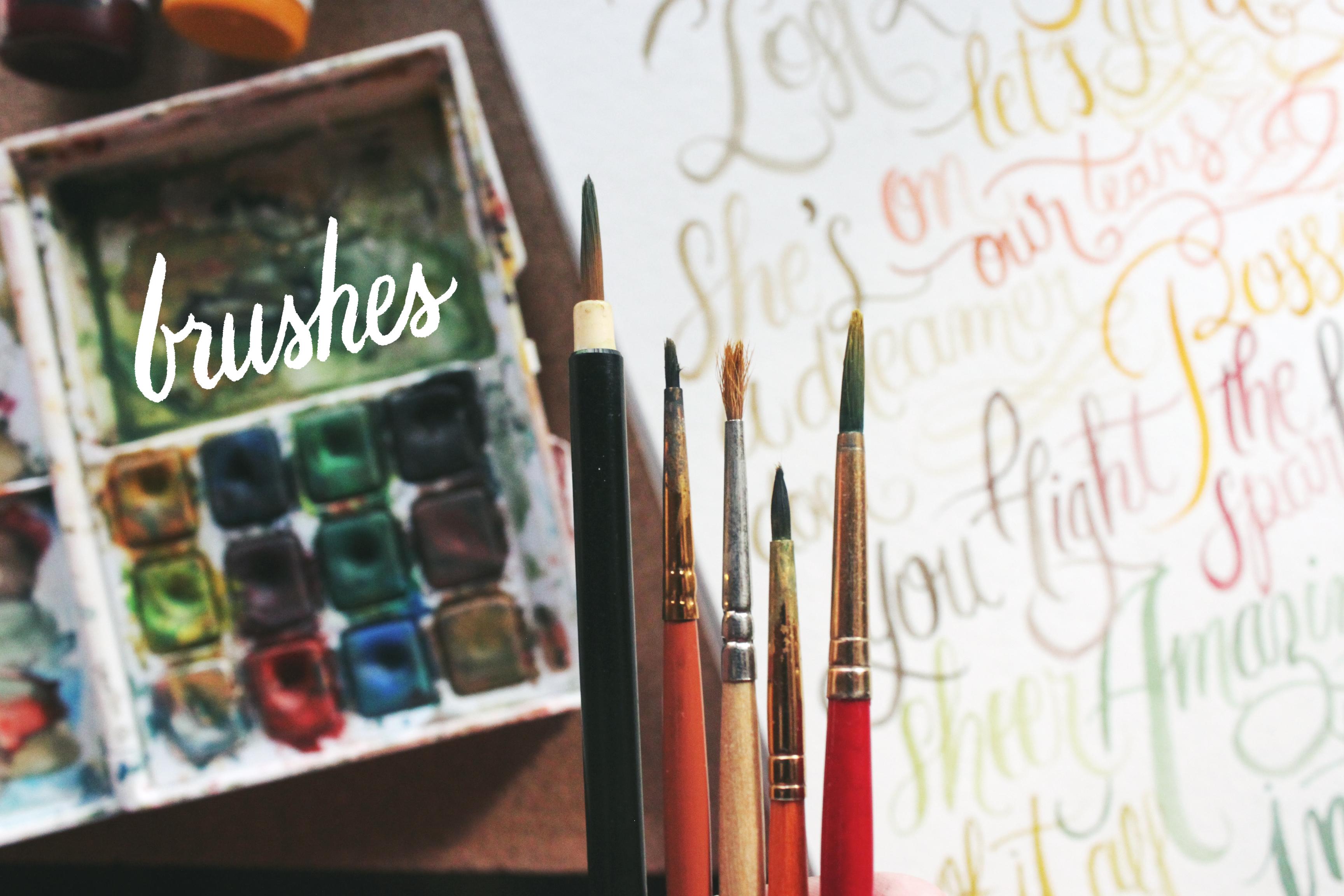 02 Brushes