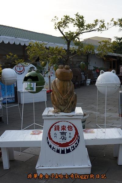 台南北門遊客中心婚紗美地水晶教堂24