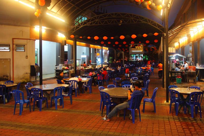 Gulam mee kota damansara petaling jaya for Food bar kota damansara