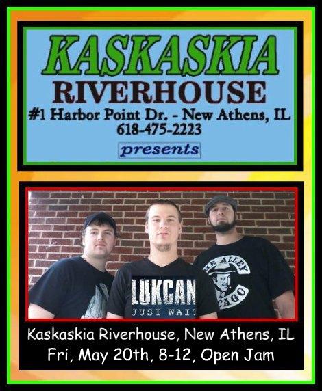 Kaskaskia Riverhouse 5-20-16