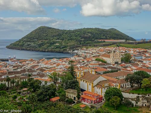 Monte Brasil en Angra do Heroísmo, Terceira - Islas Azores