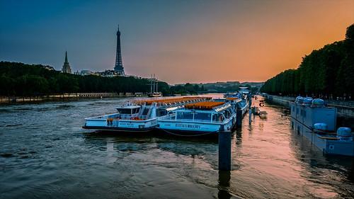 Paris Flood, 2016