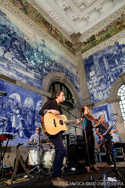 Quinta do Bill - Estação de S. Bento Porto '16