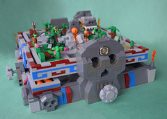 Escape from the Jungle Temple - Aztec Maze 3
