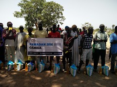 Ramadhan Relief in Gambia