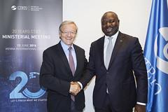CTBT20 Ministerial Meeting June 2016