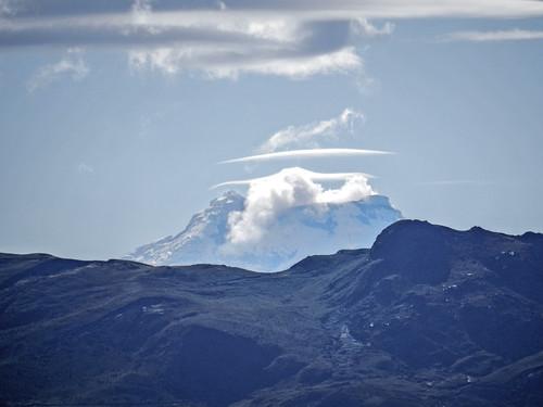 Quilotoa: le volcan Cotopaxi !!