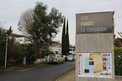 Pessac - Cité Frugès Le Corbusier