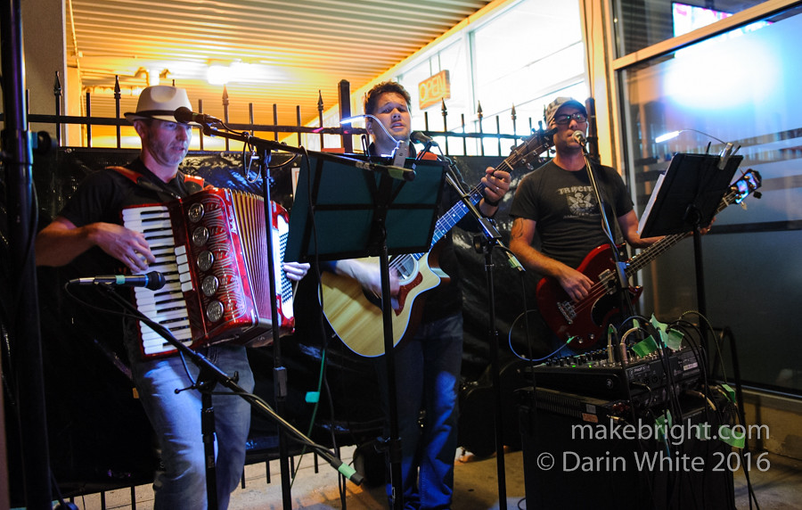 Heinz 57 and The Wailing Whippets at Strykerz 316