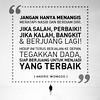 Inspirasi pagi #quotes #spirit #andriewongso #19092016