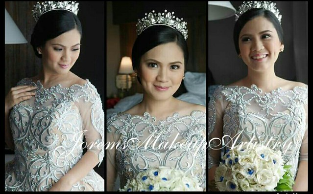 Jorems Bridal Hair and Makeup Artistry - Wedding Hair and Makeup Manila Philippines