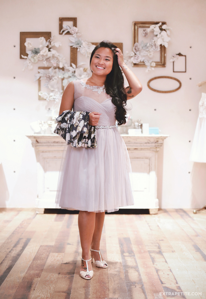 BHLDN jenny yoo bridesmaid dress