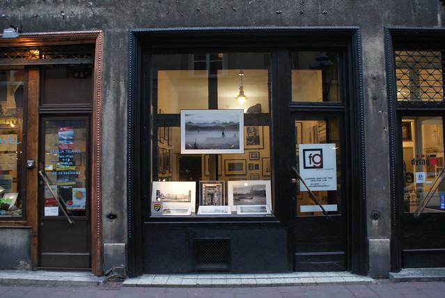 FG, Galerie photo à Cracovie dans la Vieille ville