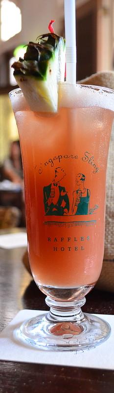 The Original Singapore Sling
