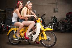Sarah & Mary @ BlueCat Motors (LR-6133)