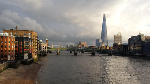 Thames & the Shard