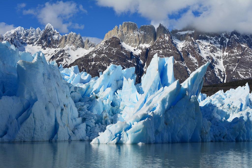 Grey Glacier...