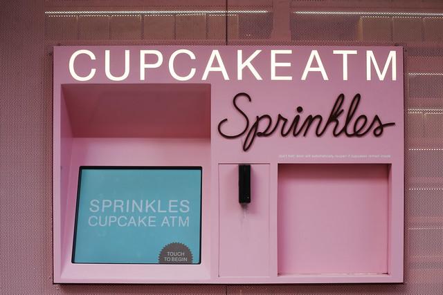 Cupcake ATM New York