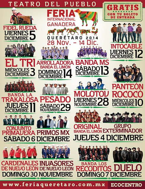 Feria Internacional Ganadera Querétaro