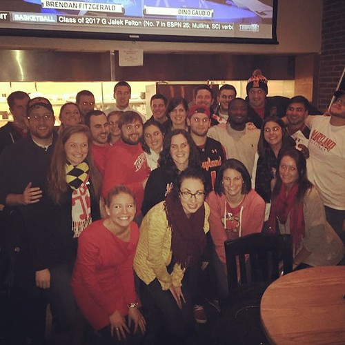 Maryland double game watch crew.