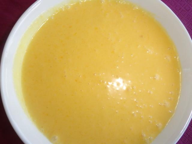 Mandarinen Creme