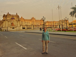 Lima Government Palace and Clare