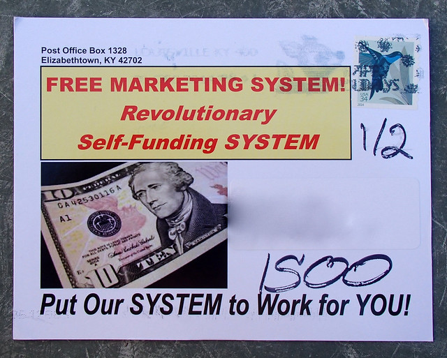 Free Marketing System!