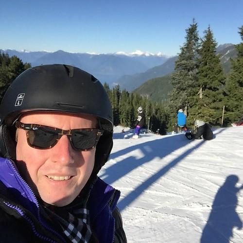 Ski season opening on Cypress Mountain (Nov. 15, 2014)