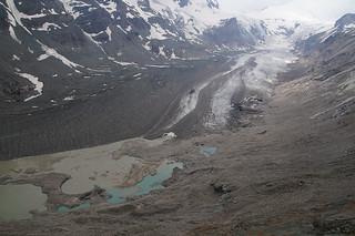 154 Gletsjer bij Großglockner