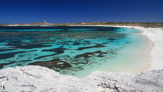 Salmon Bay, Rottnest Island , Western Australia