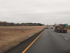Interstate 37 Between San Antonio and Corpus Christi, Texas