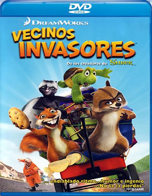 15641835107 76c7d6a886 o - Vecinos invasores [DVD9] [Castellano, Inglés, Portugués, Catalán] [Animacion] [2006] [Mega - 1Fichier]