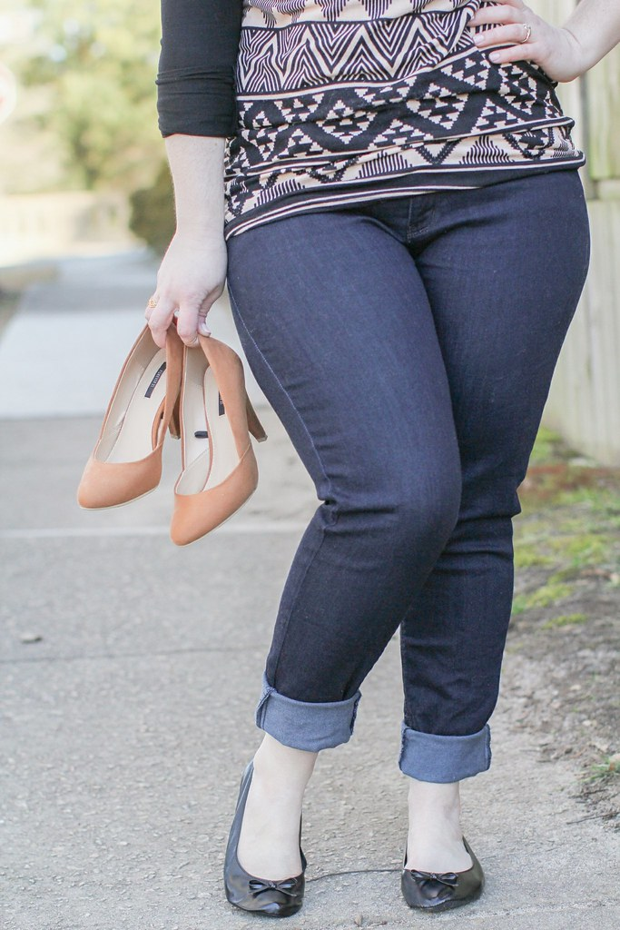 Fancy Foldable Flats Review Giveaway