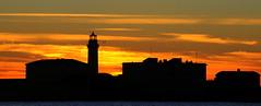 Il faro della Lanterna di Trieste