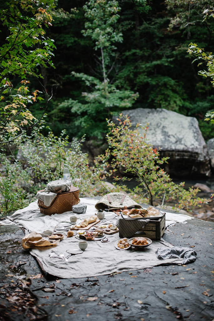 road trip: an appalachian picnic