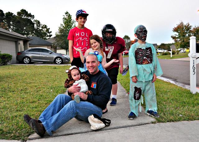 Halloween Family 2014