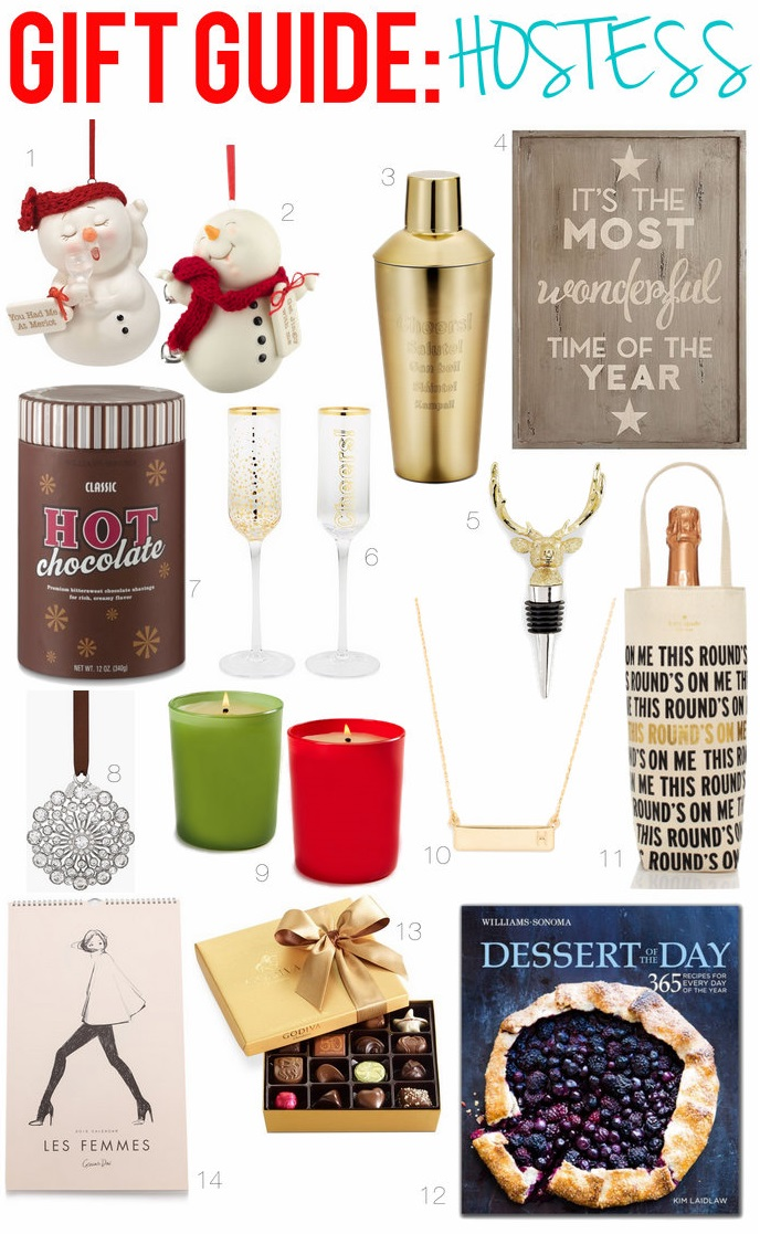 Gift Guide: Holiday Hostess | Holiday Gifts | #LivingAfterMidnite