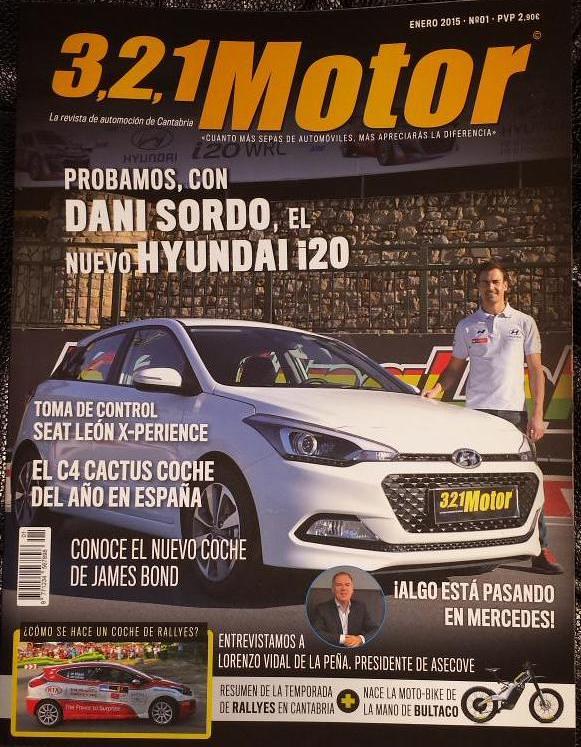 321motor revista numero 1
