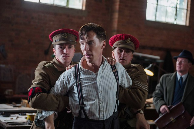 The Imitation Game - struggle