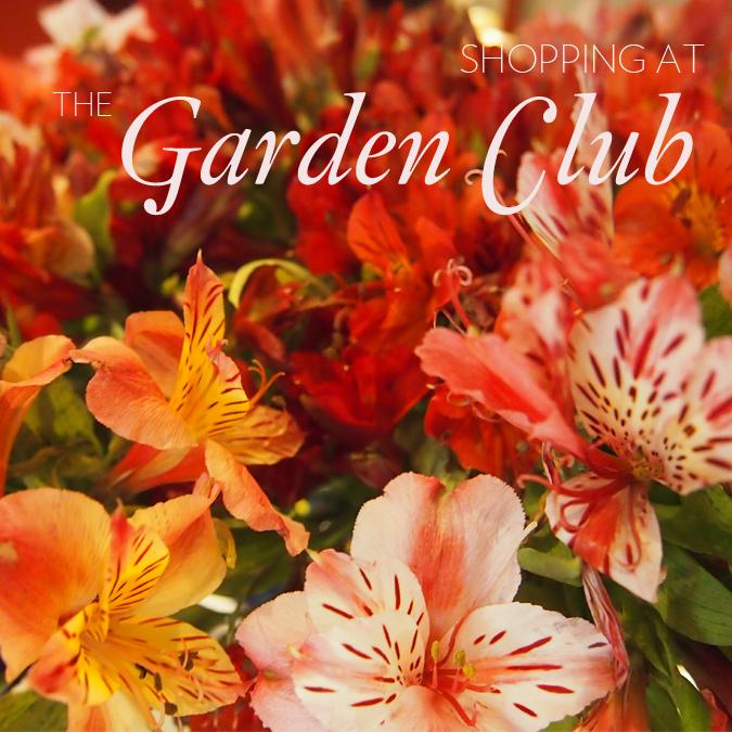Garden Club tile