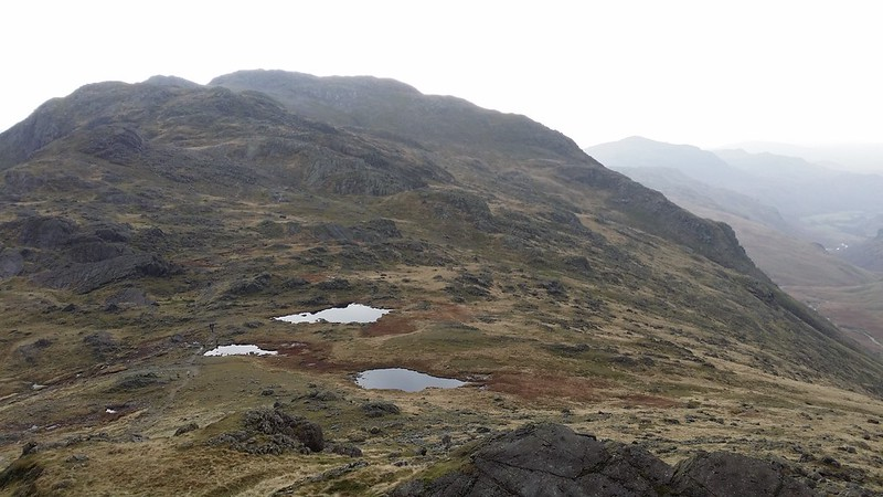 Three Tarns from Bowfell #sh