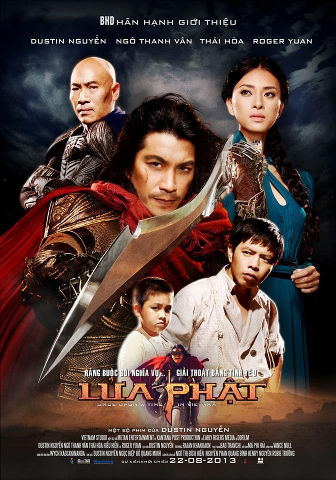 Lửa Phật - Once Upon A Time In Vietnam (2012)